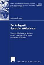 Der Anlagestil deutscher Aktienfonds