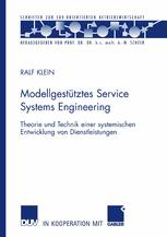 Modellgestütztes Service Systems Engineering