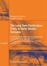 The Long-Term Fertilization Trials in Halle (Saale), Germany