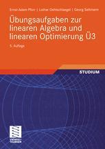 Übungsaufgaben zur linearen Algebra und linearen Optimierung Ü3