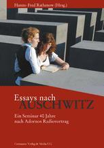 Essays nach Auschwitz