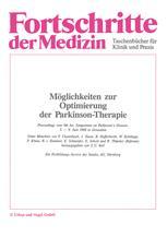 Möglichkeiten zur Optimierung der Parkinson-Therapie