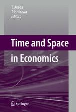 Time and Space in Economics