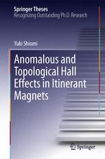 Anomalous and Topological Hall Effects in Itinerant Magnets
