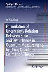 Formulation of Uncertainty Relation Between Error and Disturbance in Quantum Measurement by Using Quantum Estimation Theory