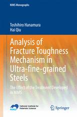 Analysis of Fracture Toughness Mechanism in Ultra-fine-grained Steels