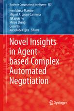 Novel Insights in Agent-based Complex Automated Negotiation