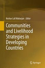 Communities and Livelihood Strategies in Developing Countries