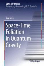 Space-Time Foliation in Quantum Gravity