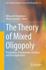 The Theory of Mixed Oligopoly