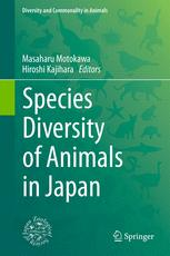 Species Diversity of Animals in Japan