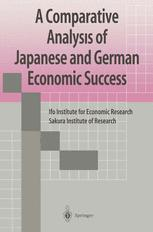 A Comparative Analysis of Japanese and German Economic Success
