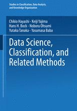 Data Science, Classification, and Related Methods