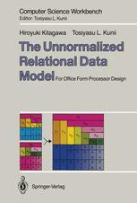 The Unnormalized Relational Data Model