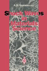Shock Waves in Materials Science
