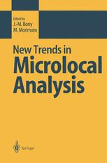 New Trends in Microlocal Analysis