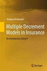 Multiple Decrement Models in Insurance