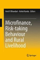 Microfinance, Risk-taking Behaviour and Rural Livelihood