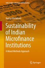 Sustainability of Indian Microfinance Institutions