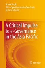A Critical Impulse to e-Governance in the Asia Pacific