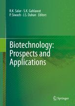 Biotechnology: Prospects and Applications