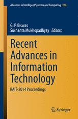 Recent Advances in Information Technology