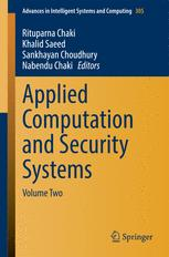 Applied Computation and Security Systems