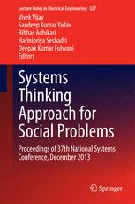 Systems Thinking Approach for Social Problems