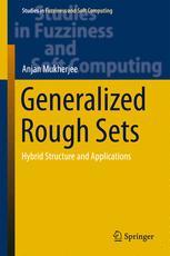 Generalized Rough Sets