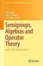 Semigroups, Algebras and Operator Theory