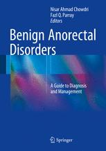 Benign Anorectal Disorders