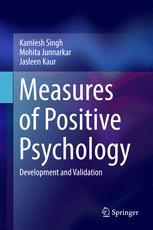 Measures of Positive Psychology