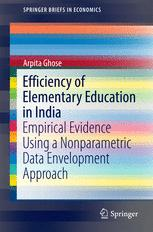 Efficiency of Elementary Education in India