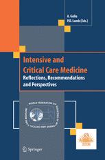 Intensive and Critical Care Medicine