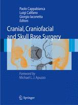 Cranial, Craniofacial and Skull Base Surgery