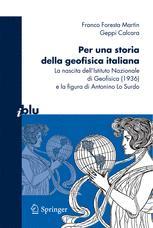 Per una storia della geofisica italiana