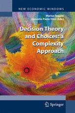 Decision Theory and Choices: a Complexity Approach