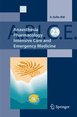 Anaesthesia, Pharmacology, Intensive Care and Emergency Medicine A.P.I.C.E.