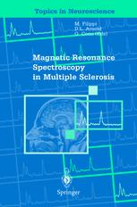 Magnetic Resonance Spectroscopy in Multiple Sclerosis