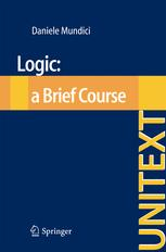 Logic: A Brief Course