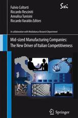 Mid-sized Manufacturing Companies: The New Driver of Italian Competitiveness