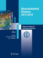 Musculoskeletal Diseases 2013–2016