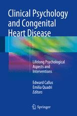 Clinical Psychology and Congenital Heart Disease