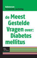 De meest gestelde vragen over: Diabetes mellitus