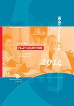NHG-standaarden voor de praktijkassistente 2014