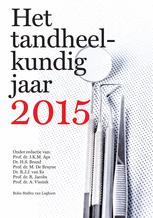 Het tandheelkundig jaar 2015