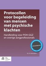 Protocollen voor begeleiding van mensen met psychische klachten
