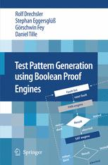 Test Pattern Generation using Boolean Proof Engines