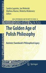 The Golden Age of Polish Philosophy