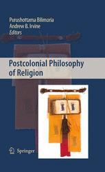Postcolonial Philosophy of Religion